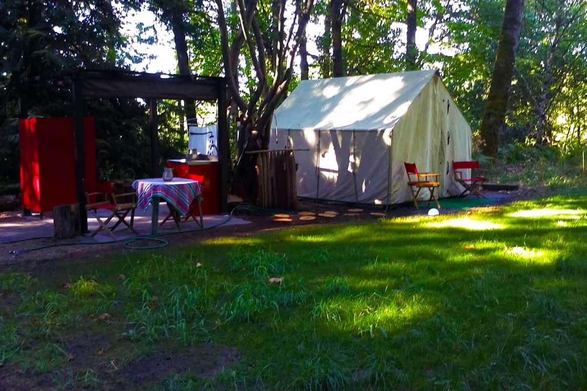 Camp Heaven Oregon Glamping