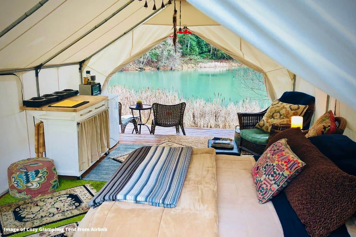 Best Glamping in Oregon -
