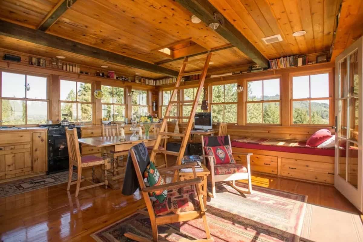 Lookout Tower Glamping Oregon