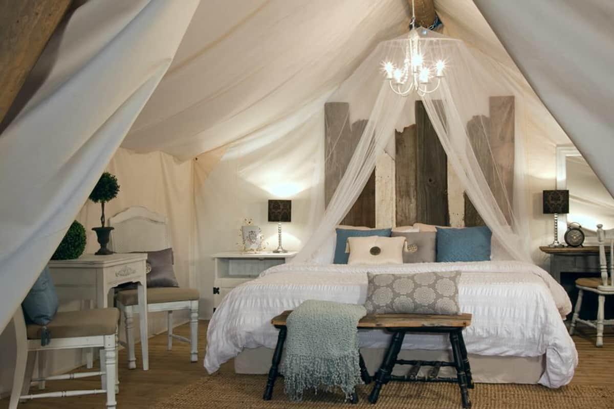 Rustic Retreat Canvas Cabins Washington Glamping