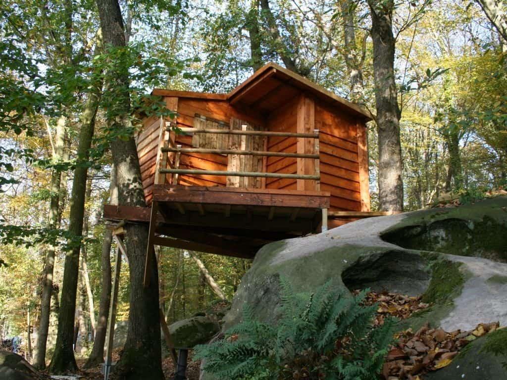 Treeshouses in Washington