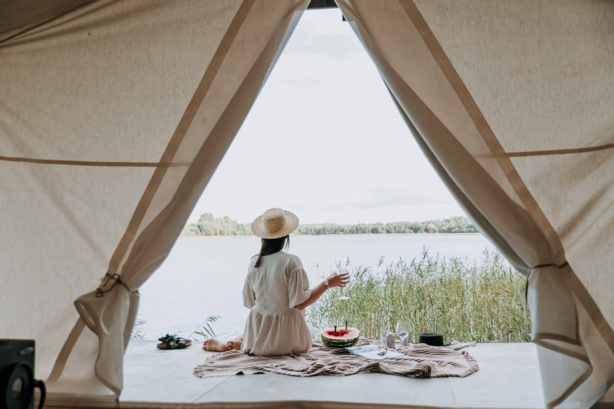 Tents for Glamping A DIY Glamping Experience