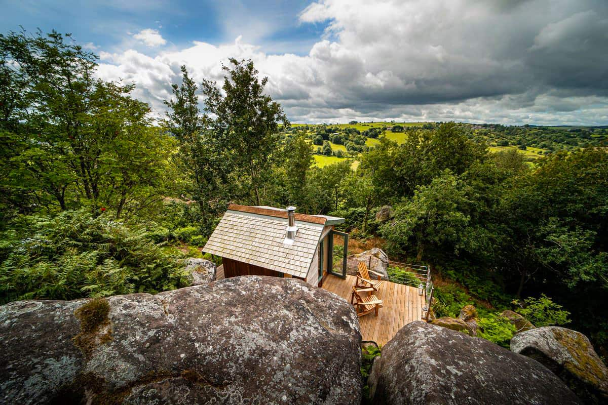 Amazing Places for Glamping Peak District UK