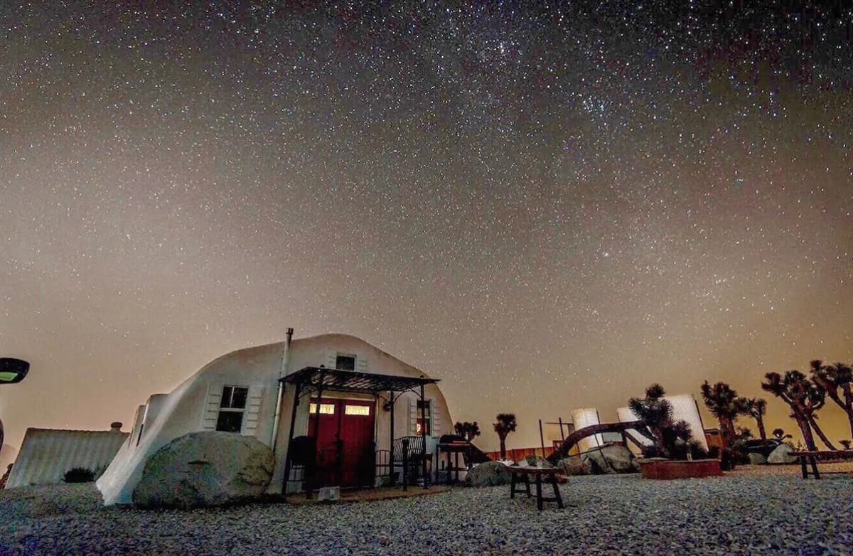 Top Joshua Tree Glamping Spots to Book