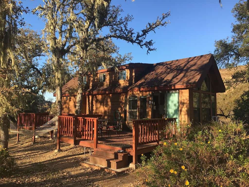 Big Sur Glamping Tiny Home