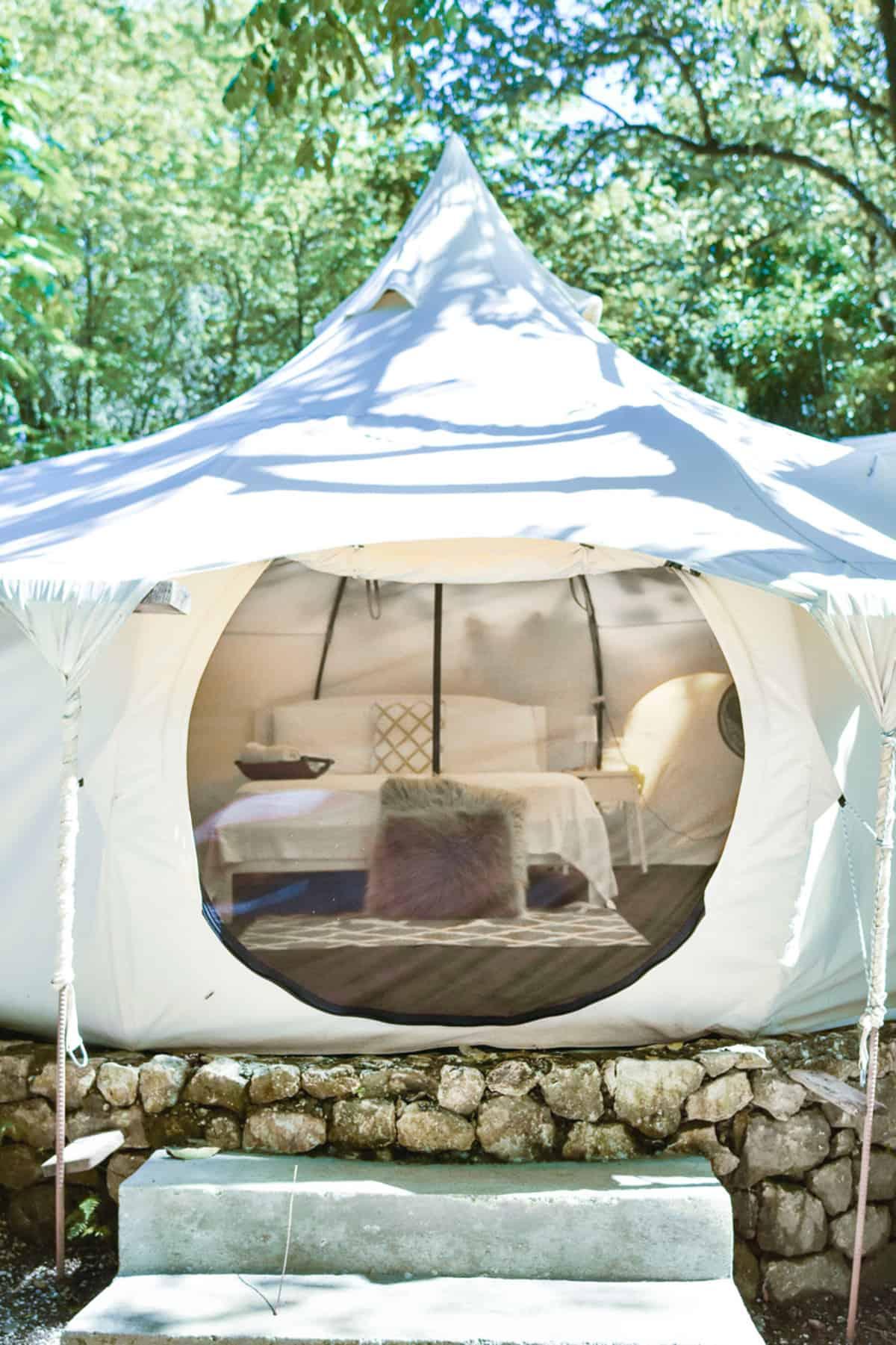 Tulum Glamping tent