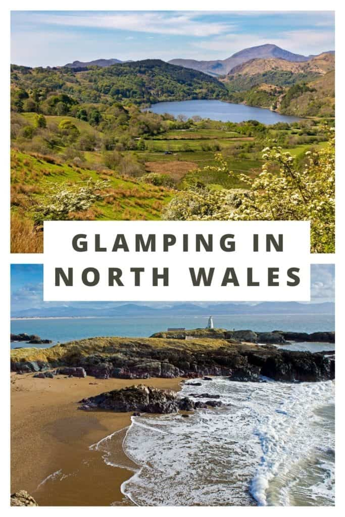Glamping in North Wales