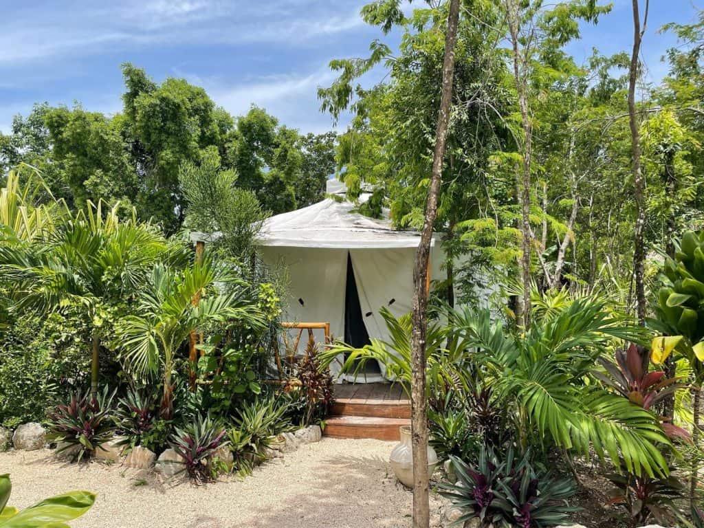 Huaya Camp Tulum