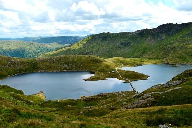Snowdonia National Park Glamping North Wales