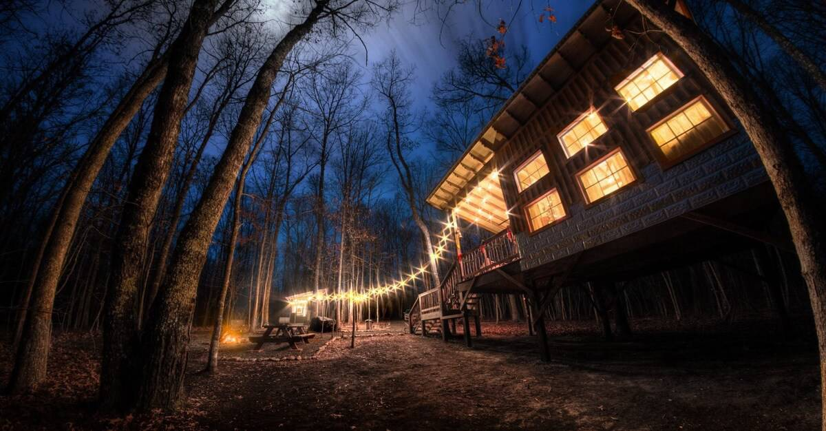 10 Best Glamping Tennessee Locations - All About Glamping