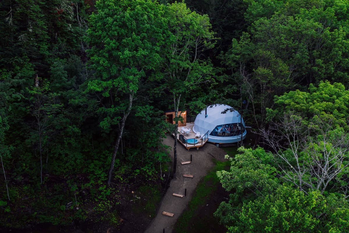 12 Luxury Eco Camping Spots You Need In Your Life