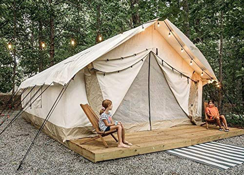 Whiteduck Alpha Canvas Wall Tents for hunting