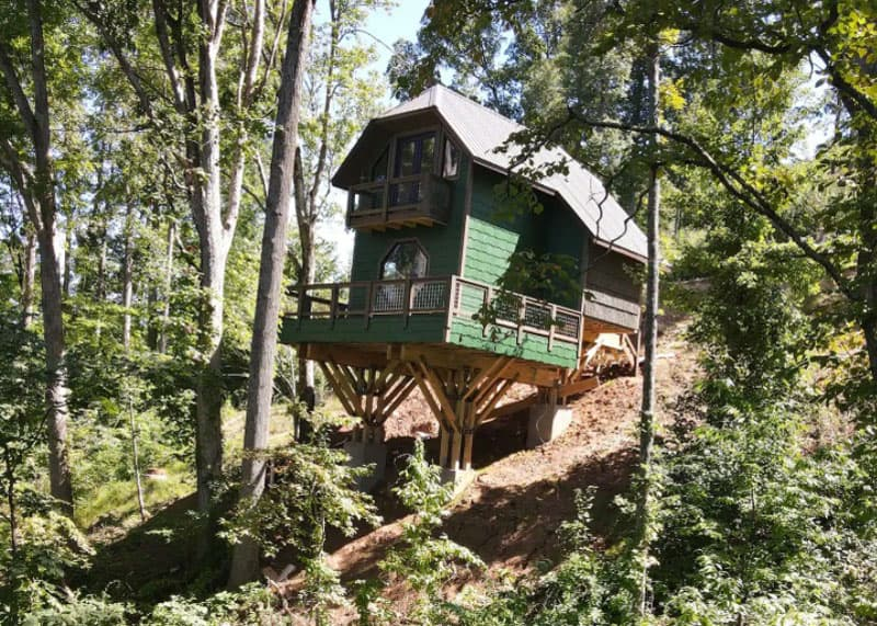 Treehouses of Serenity The Aerie