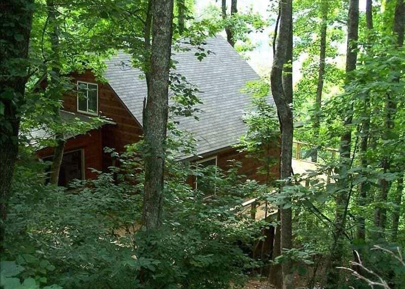 Chalet North Carolina Treehouse